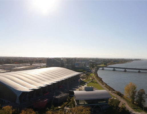 Still from recent 360 panorama shoot in Richmond, BC